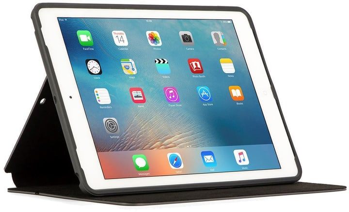 "Click-In iPad 9.7"" Tablet-Hülle - Schwarz Targus 785300132026 Bild Nr. 1"