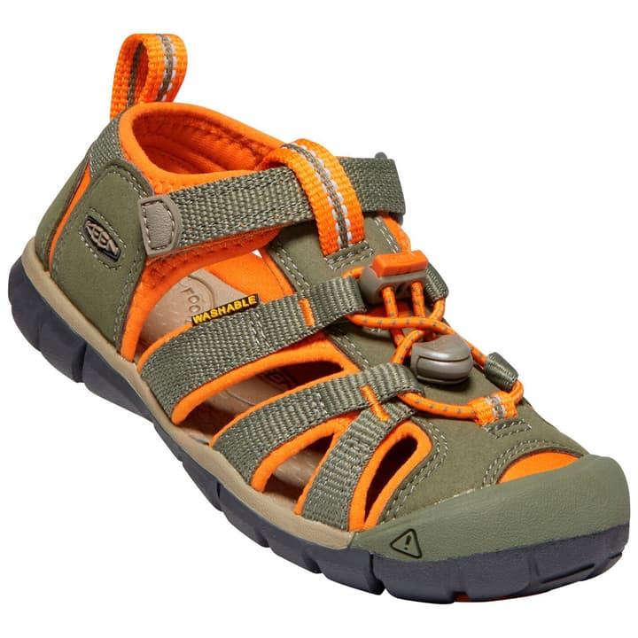 Seacamp II CNX Kinder-Sandale Keen 465627724067 Grösse 24 Farbe olive Bild-Nr. 1