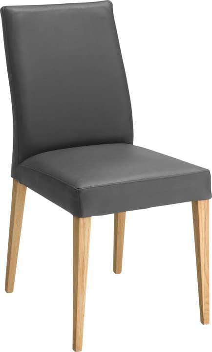 SERRA Stuhl 402355500084 Grösse B: 46.0 cm x T: 57.0 cm x H: 92.0 cm Farbe Anthrazit Bild Nr. 1
