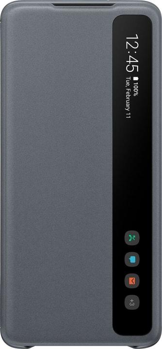 Clear View Cover gray Custodia Samsung 798657300000 N. figura 1