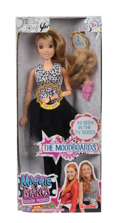 MBF Bianca Singing Fashion Doll 746546500000