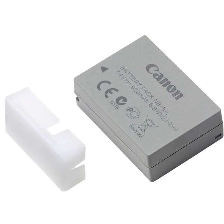 NB-10L Batteria Canon 785300123951 N. figura 1