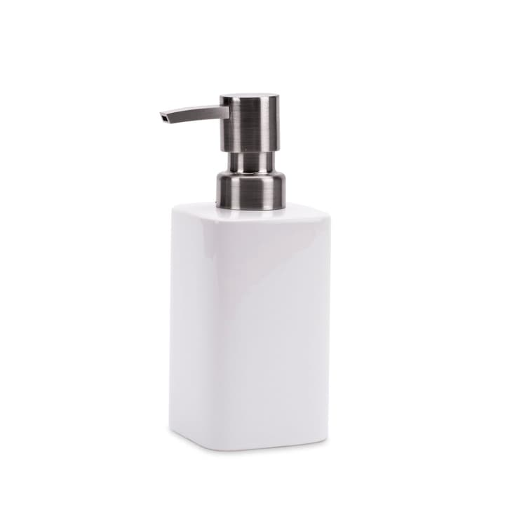 MEILO Distributeur de savon 374034800000 Couleur Blanc Dimensions L: 6.5 cm x P: 6.5 cm x H: 16.5 cm Photo no. 1