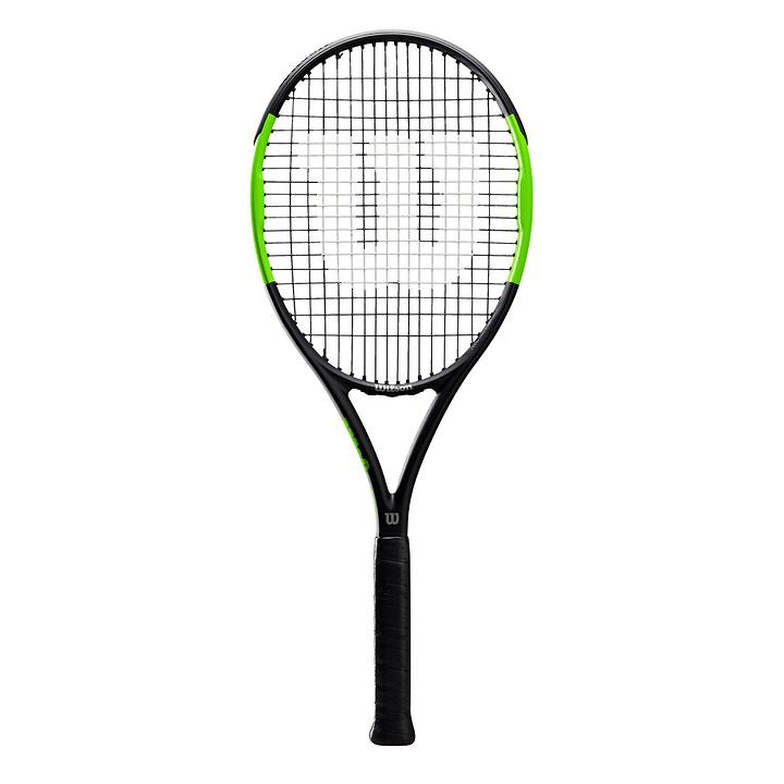 Blade Feel 100 Racket Wilson 491562100220 Tailles des poignées 002 Couleur noir Photo no. 1