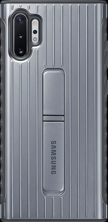 Protective Standing Cover silver Coque Samsung 785300146407 Photo no. 1