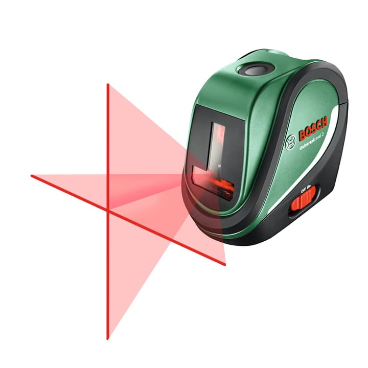 Kreuzlinienlaser 2 BASIC Bosch 616688100000 Bild Nr. 1