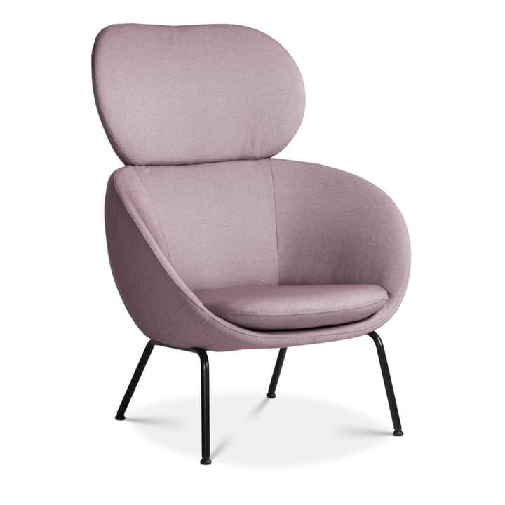 SAPO Poltrona Edition Interio 360441107023 Dimensioni L: 84.0 cm x P: 85.0 cm x A: 110.0 cm Colore Viola N. figura 1