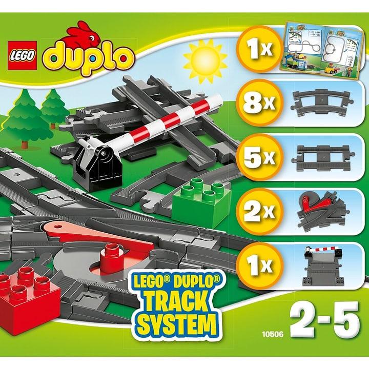 LEGO DUPLO Eisenbahn Zubehör Set 10506 747829200000