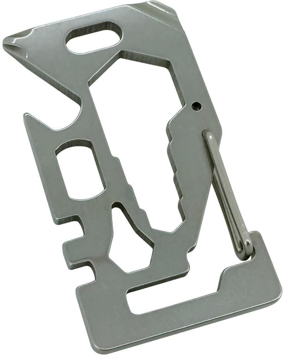 Stainless card Tool Porte-clés Munkees 464619600000 Photo no. 1