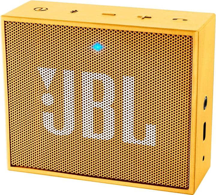 GO Enceinte portable Bluetooth jaune JBL 772821400000