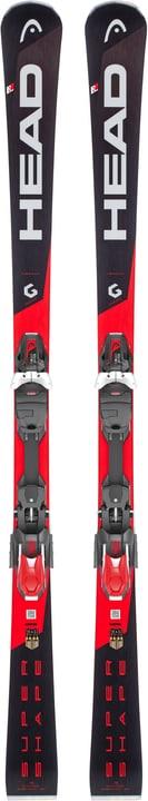 Supershape i. Rally SW inkl. PRD 12 GW Sci On Piste con attacchi Head 464301917020 Lunghezza 170 Colore nero N. figura 1