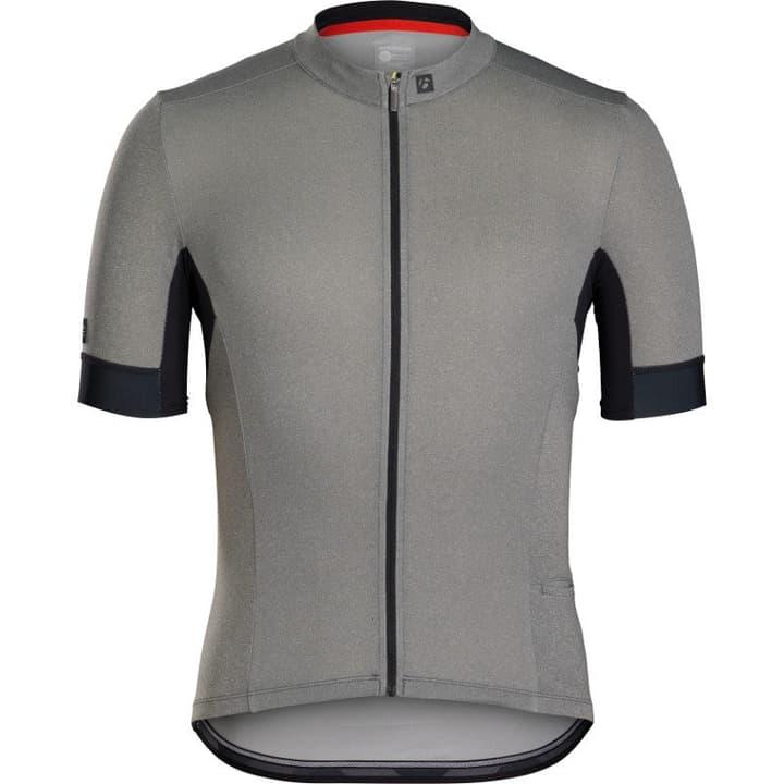 Velocis endurance jersey Maillot à manches courtes pour homme Bontrager 461356700680 Couleur gris Taille XL Photo no. 1