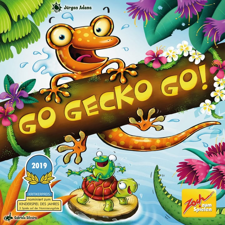 Go Gecko Go! 748980500000 Photo no. 1