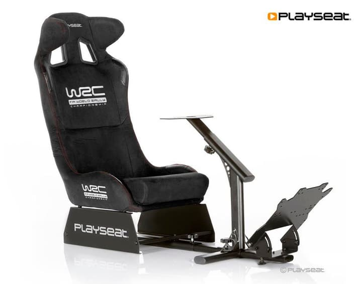 WRC noir Playseat 785300127593 Photo no. 1