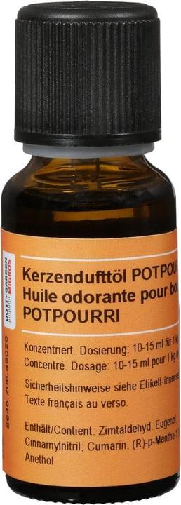 Olio P. Candele Potpourri Liq Exagon 664620649020 Soggetto Pot-pourri N. figura 1