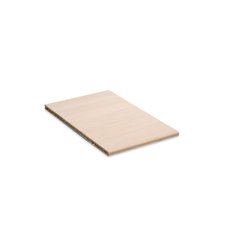 VIDO Tablar / Trennwand D 362011375412 Grösse B: 18.0 cm x T: 29.6 cm x H: 1.2 cm Farbe Eiche Bild Nr. 1