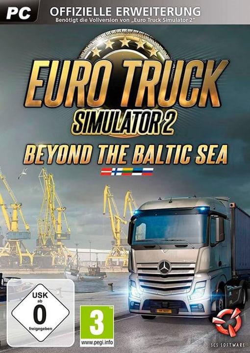 PC - Euro Truck Simulator 2: Beyond the Baltic Sea DLC Pack D Box 785300139043 Photo no. 1