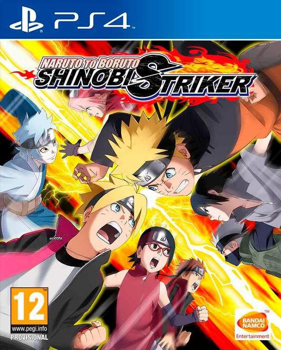 PS4 - Naruto to Boruto: Shinobi Striker Box 785300136669 Bild Nr. 1