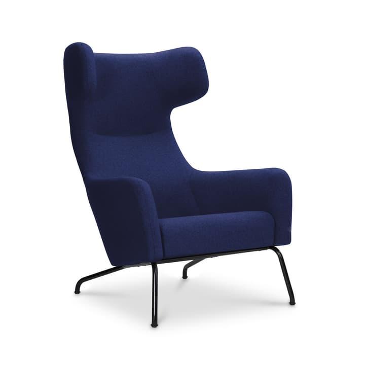 SENADO Sessel 360021496503 Grösse B: 79.0 cm x T: 96.0 cm x H: 107.0 cm Farbe Dunkelblau Bild Nr. 1