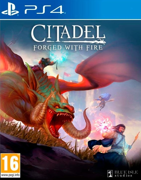 PS4 - Citadel : Forged with Fire D Box 785300146885 Photo no. 1