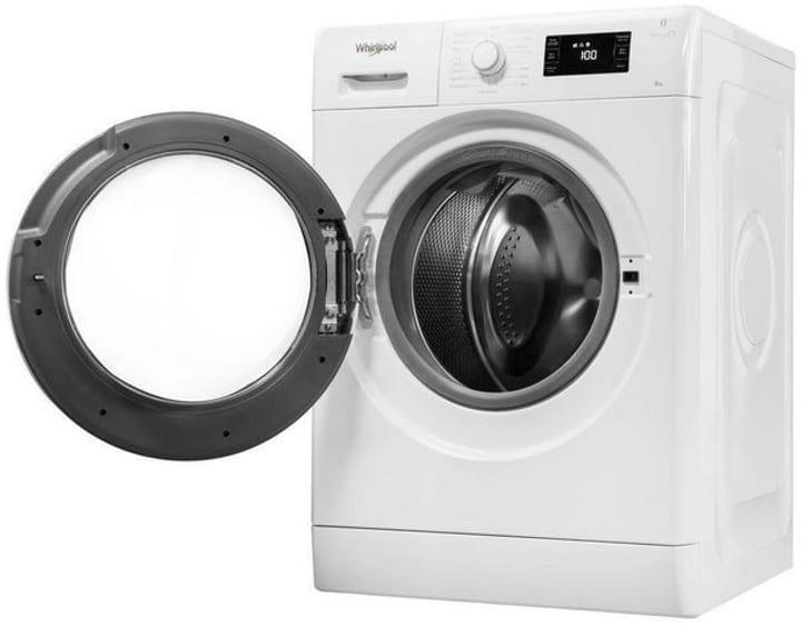 Machine à laver FWG81496WSE A+++ Machine à laver Whirlpool 785300135272 N. figura 1