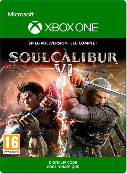 Xbox One - Soul Calibur VI: Standard Edition Download (ESD) 785300141917 Bild Nr. 1