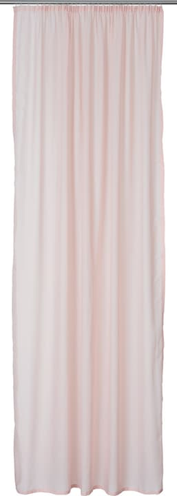 NEREA Fertigvorhang Tag 430274721838 Farbe Rosa Grösse B: 150.0 cm x H: 260.0 cm Bild Nr. 1