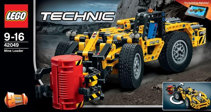LEGO Technic La chargeuse de la mine 42049 747888000000 Photo no. 1