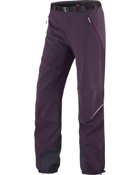 Touring Flex Pant Pantalon pour femme Haglöfs 462716203628 Couleur aubergine Taille 36 Photo no. 1