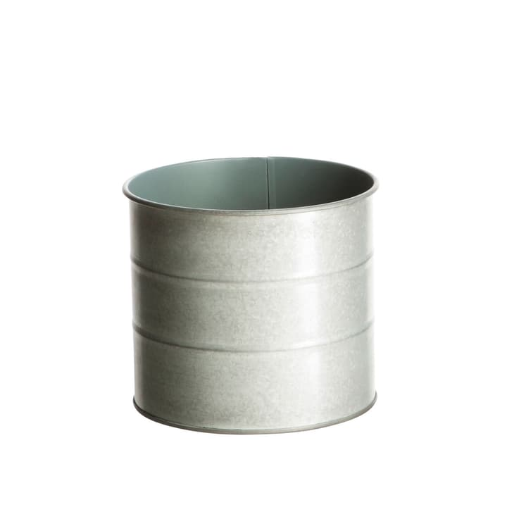 FARM Cache-pot 382067700000 Dimensions L: 18.0 cm x P: 18.0 cm x H: 16.0 cm Couleur Gris Photo no. 1