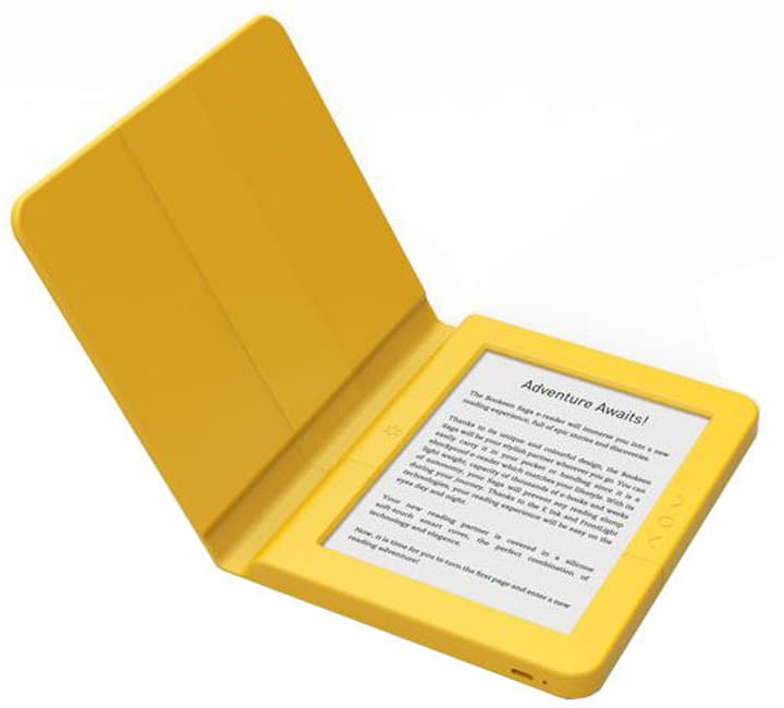 Saga gelb eBook-Reader Bookeen 785300137946 Bild Nr. 1