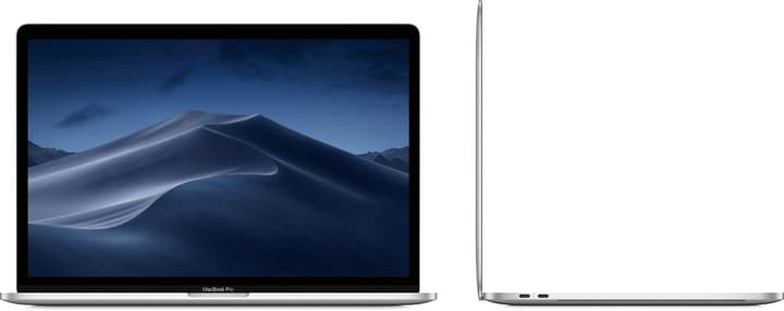 CTO MacBook Pro 15 TouchBar 2.6GHz i7 16GB 512GB SSD 555X silver Apple 798497200000 Photo no. 1