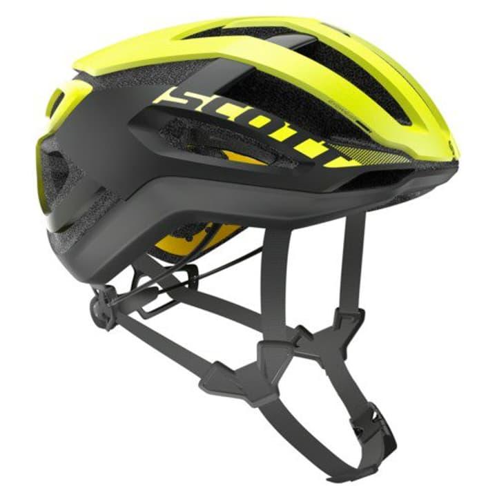 Centric Plus Casco da ciclismo Scott 462930155150 Colore giallo Taglie 55-59 N. figura 1