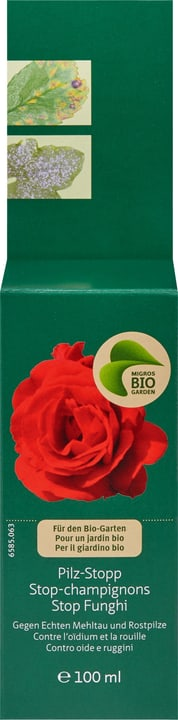 Protezione contro i funghi, 100 ml Migros-Bio Garden 658506300000 N. figura 1