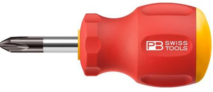 Giraviti con punta a croce per viti Phillips PB 8195 1-3 PB Swiss Tools 602778600000 N. figura 1