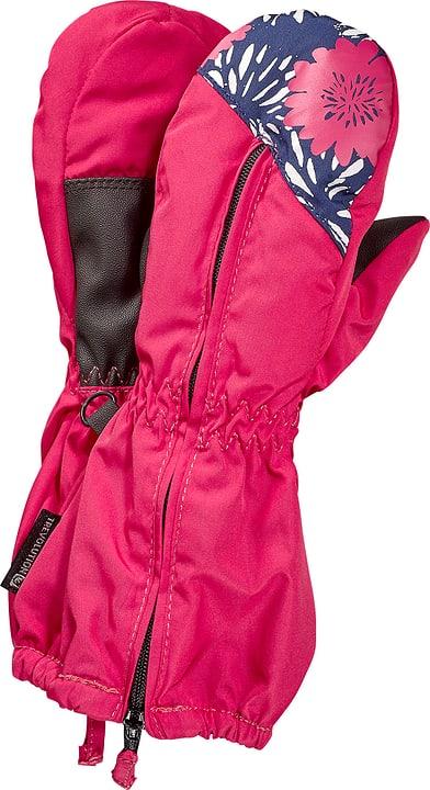 Moufles pour fille Trevolution 472358503529 Couleur magenta Taille 3.5 Photo no. 1