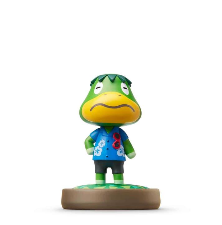 Amiibo Animal Crossing Käpten 785300120839 N. figura 1