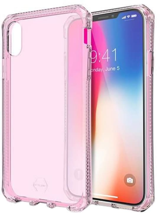 "Hard Cover ""Spectrum light pink"" Coque ITSKINS 785300149509 Photo no. 1"