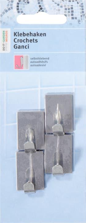 Gancio acciaio raffinato Do it + Garden 675113000000 N. figura 1