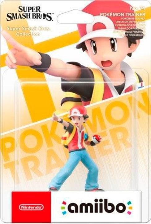 amiibo Super Smash Bros. Collection - Pokémon-Trainer 785300145779 Photo no. 1