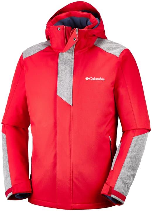 Pala Peak Herren-Skijacke Columbia 460352700430 Farbe rot Grösse M Bild-Nr. 1