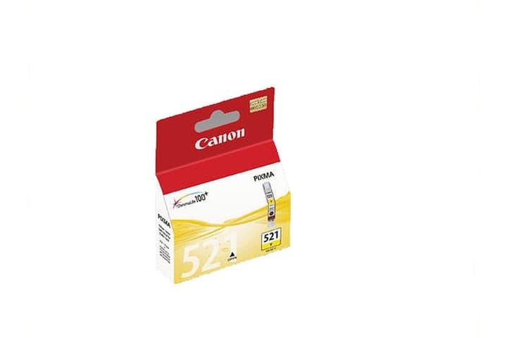 CLI-521 yellow Cartouche d'encre Canon 797509800000 Photo no. 1