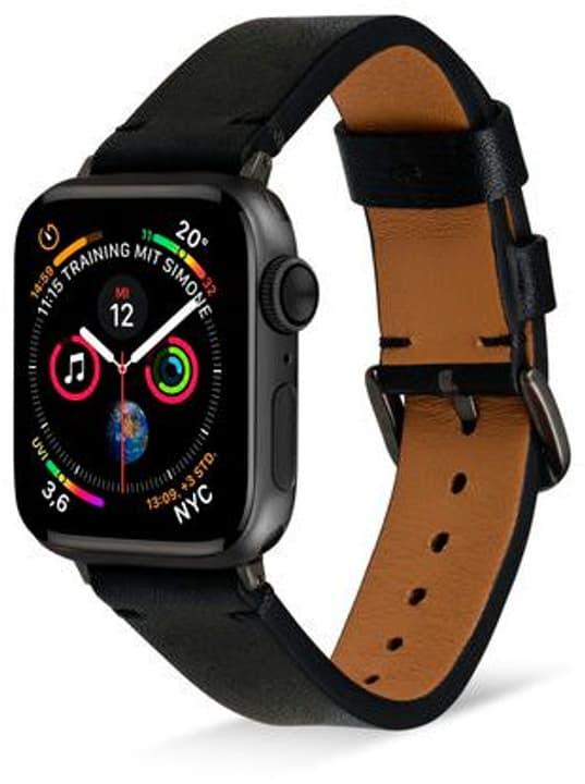 WatchBand Leather 38/40mm Bracelet Artwizz 785300149124 Photo no. 1