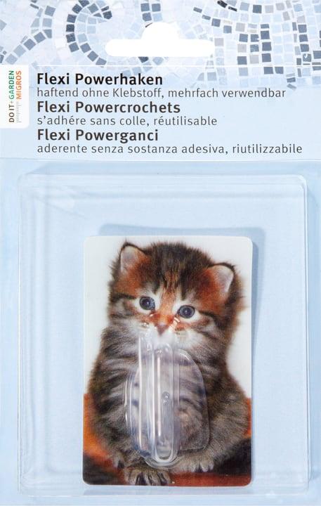 Flexi Powercrochet Chaton Do it + Garden 675113700000 Motif Chaton Couleur Multicolore Photo no. 1