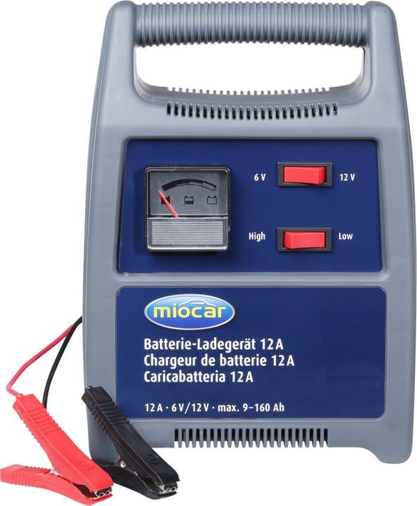 Batterie-Ladegerät 6/12V 12A Miocar 620469100000 Bild Nr. 1