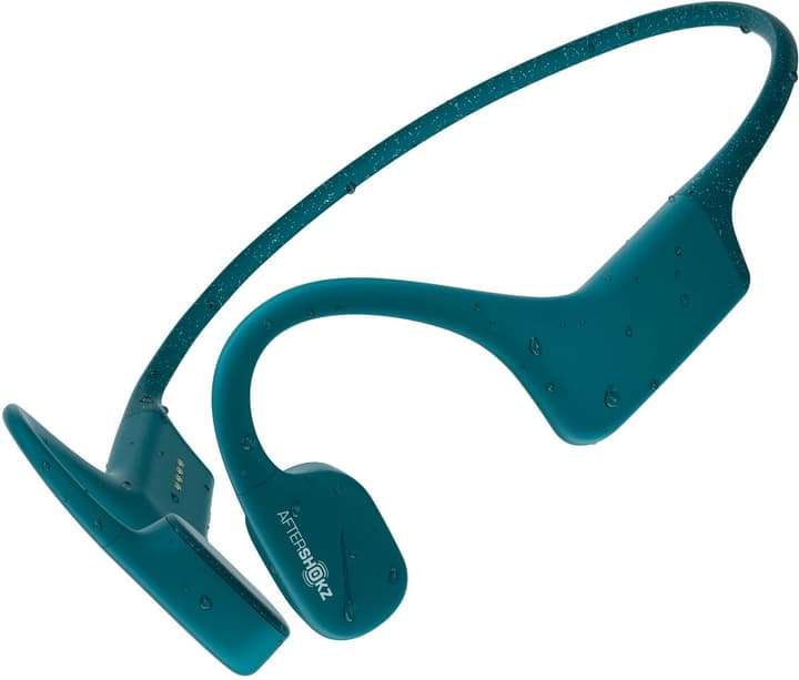 Xtrainerz 4GB - Aquamarine Casque Open-Ear AFTERSHOKZ 785300146298 Photo no. 1