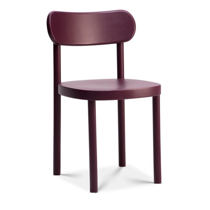 SILEX Chaise Edition Interio 366139700023 Couleur Violett Dimensions L: 44.0 cm x P: 45.0 cm x H: 78.0 cm Photo no. 1