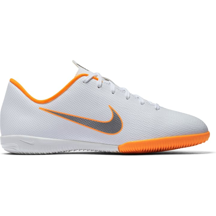 VaporX 12 Academy IC Chaussures de football pour enfant Nike 460673229510 Couleur blanc Taille 29.5 Photo no. 1