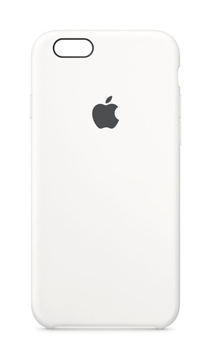 Apple iPhone 6/6s Case Silicone bianca Apple 798108900000 N. figura 1