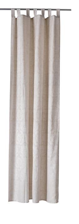 JACOBA Rideau prêt à poser nuit 430259120610 Couleur Blanc Dimensions L: 140.0 cm x H: 245.0 cm Photo no. 1